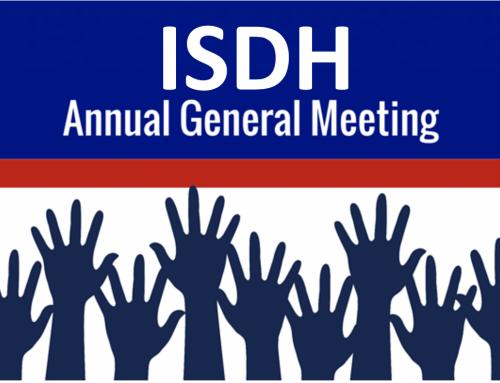 Notice of ISDH AGM 28 Sep 2020