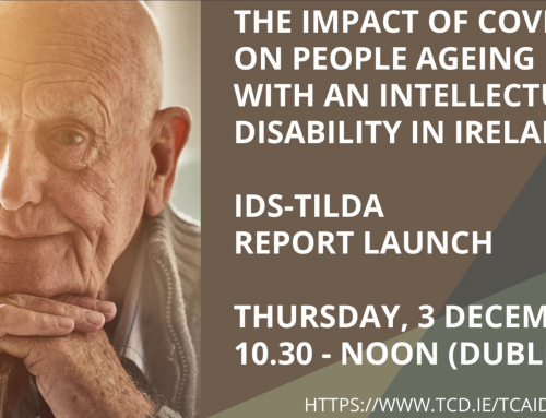 IDS-TILDA COVID-19 Report launch