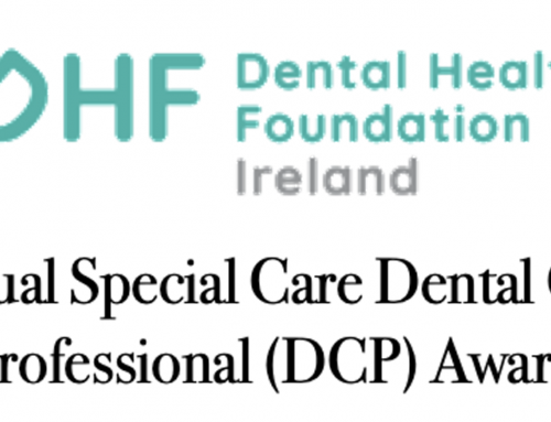2021 Annual Special Care Dental Care Professional (DCP) Award